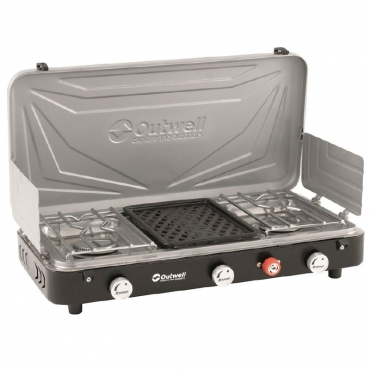 Rukutu stove 2 feux + grill OUTWELL