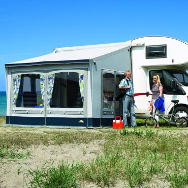 Auvent Globus Plus camping car DWT