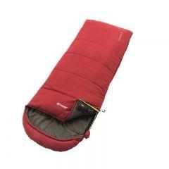 Sac de couchage junior rouge