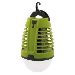 Lampe anti moustique 2 en 1