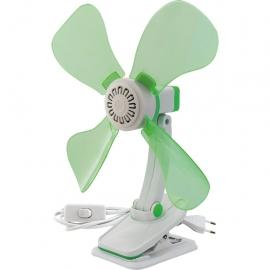 Ventilateur avec pince 230V