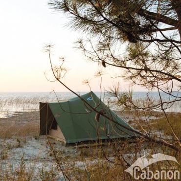 Guadeloupe - Tente de camping | Cabanon