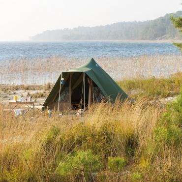 Noumea - Tente de camping | Cabanon