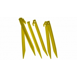 Piquets Plastique 23 cm